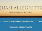 Quasi Allegretto