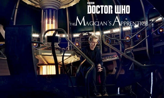 Doctor Who - 09.01/09.02 The Magician's Apprentice / The Witch's Familiar