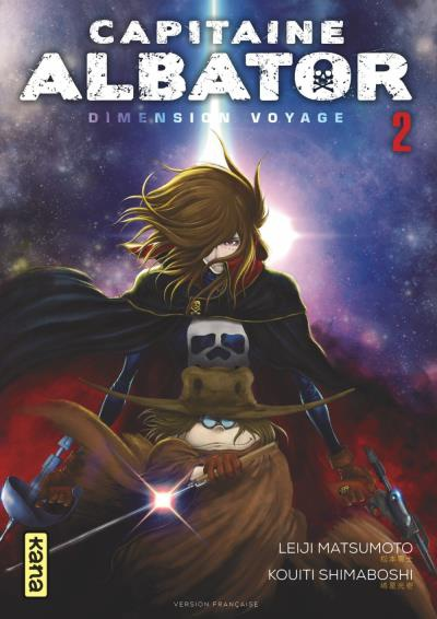 Capitaine Albator - Dimension Voyage - Tome 2
