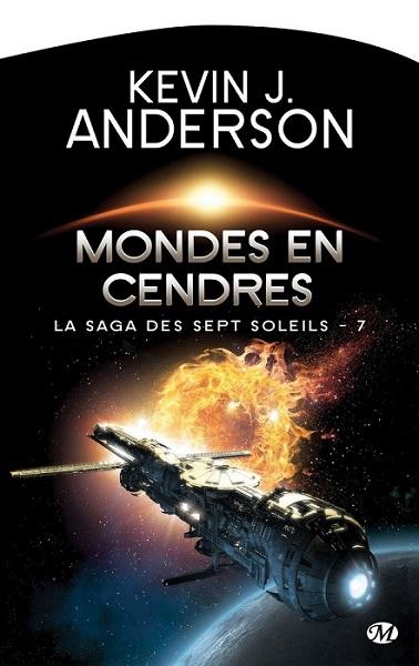 La Saga des sept Soleils - (7) Mondes en Cendres