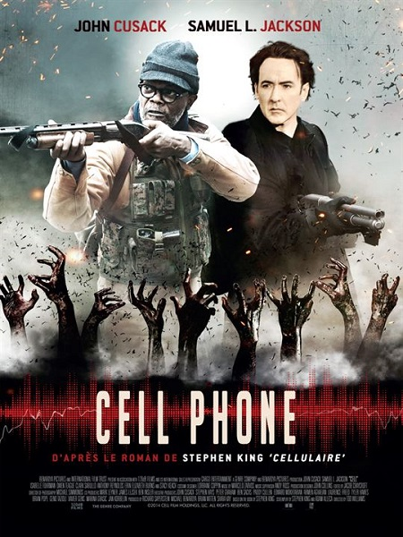 Cell Phone (Cell, 2016)