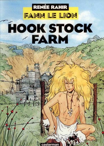 Fann le Lion 2 - Hook Stock Farm