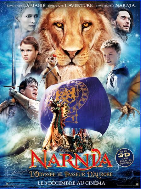 Le Monde de Narnia - (3) L'Odyssée du Passeur d'Aurore