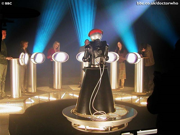 Doctor Who - 01.12/01.13 Bad Wolf / The Parting of the Ways