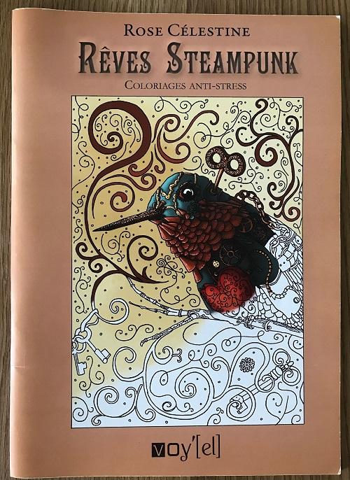 Photo @ Koyolite Tseila   Mon cahier de coloriages anti-stress