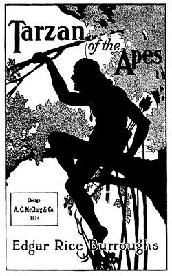 Tarzan Seigneur de la Junge | Livre