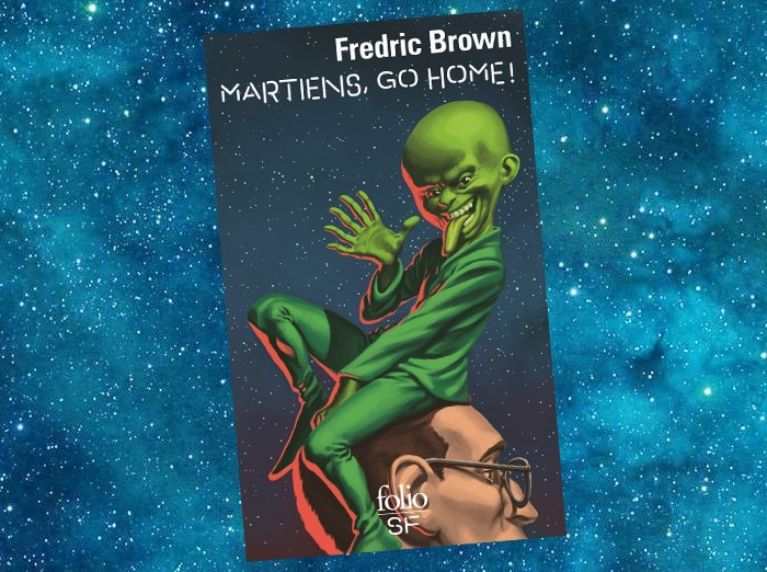 Martiens, go Home ! (Fredric Brown)