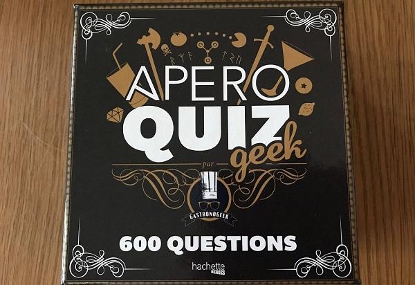 Apéro Quiz Geek
