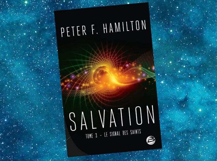 Salvation | Peter F. Hamilton | 2018-2020