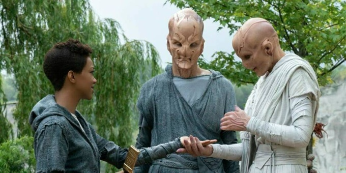 Star Trek : Discovery - 06.02 Le Bruit du Tonnerre