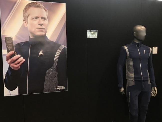 Costume original de la série Star Trek Discovery / Photo @Koyolite Tseila