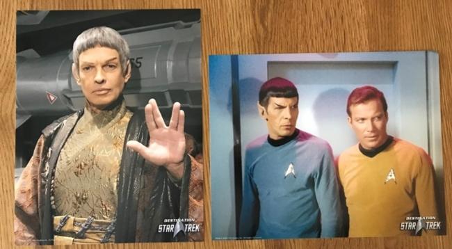 Souvenirs (cartes/photos) achetés à un stand / Photo @KoyoliteTseila