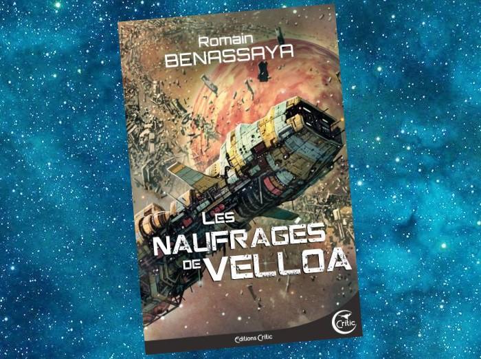 Les Naufragés de Velloa (Romain Benassaya)