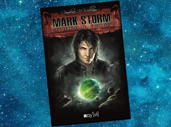 Mark Storm - (1) Les Territoires interdits