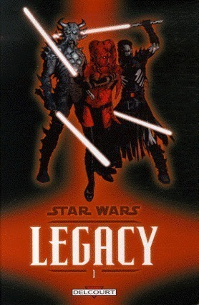 Star Wars Legacy - (1) Anéanti