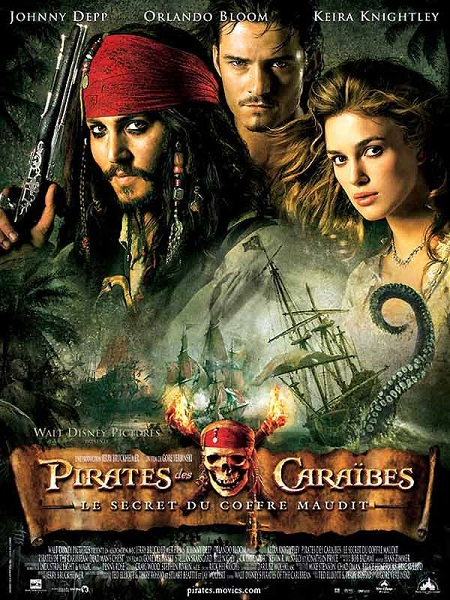 Pirates des Caraïbes - 2. Le Secret du Coffre maudit