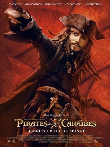 Pirates des Caraïbes 3 - Jusqu'au Bout du Monde (Pirates of the Caribbean : At World's End, 2007)
