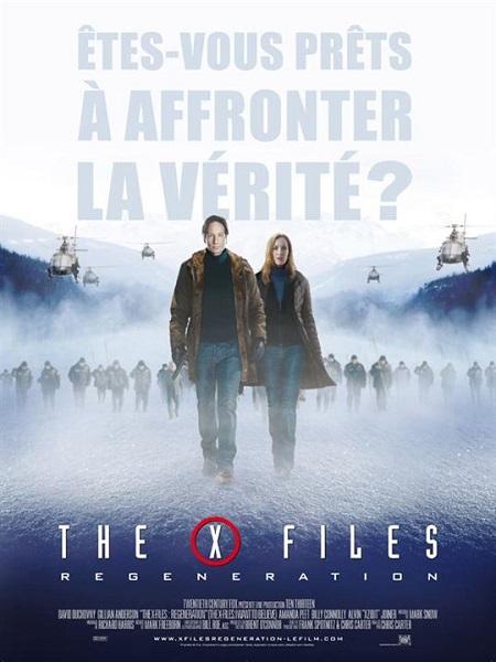 X-Files (2) - Régénération