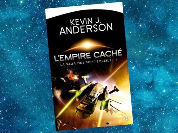 La Saga des sept Soleils - (1) L'Empire caché