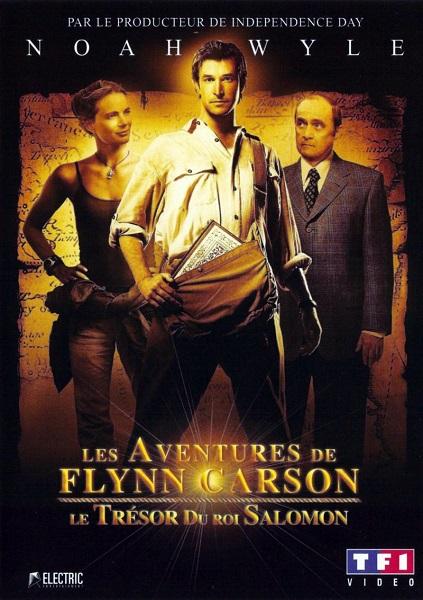 Les Aventures de Flynn Carson (2) - Le Trésor du Roi Salomon