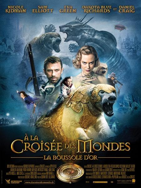 A la Croisée des Mondes : La Boussole d'Or (His Dark Materials : The Golden Compass, 2007)