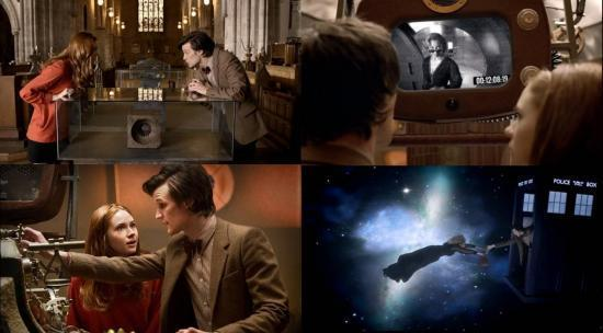 Doctor Who - 05.04 The Time of Angels