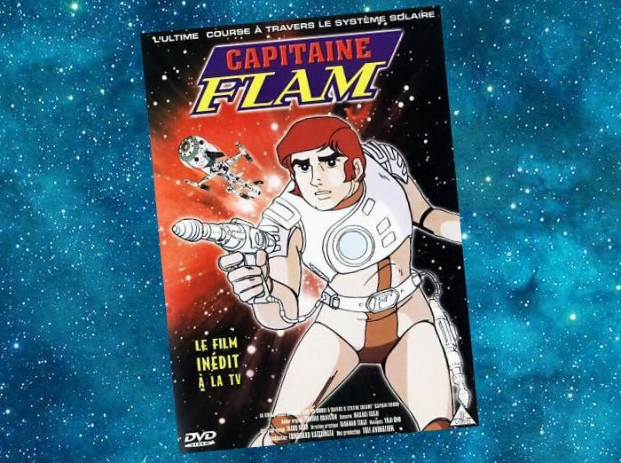 Capitaine Flam - Le Film