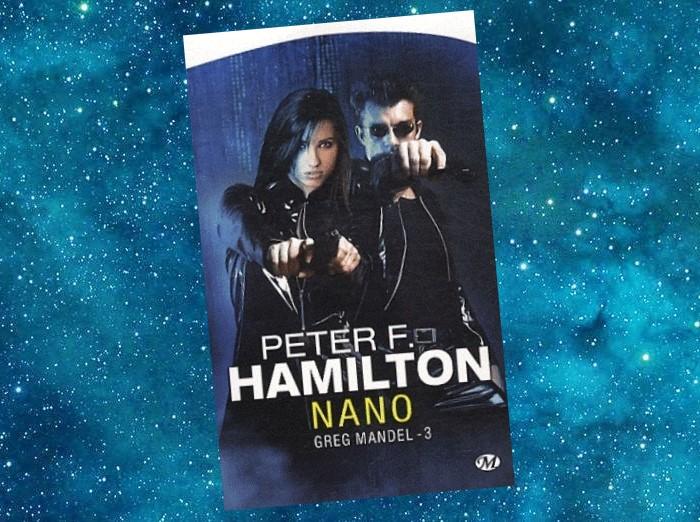 Greg Mandel | Peter F. Hamilton | 1993-1995