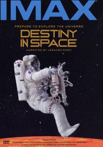 Destiny in Space - L'Espace de Demain