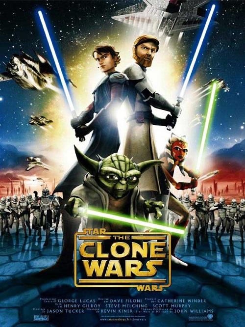 Star Wars - La Guerre des Clones