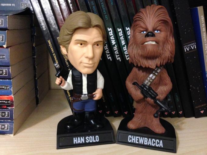 Star Wars - Headknockers