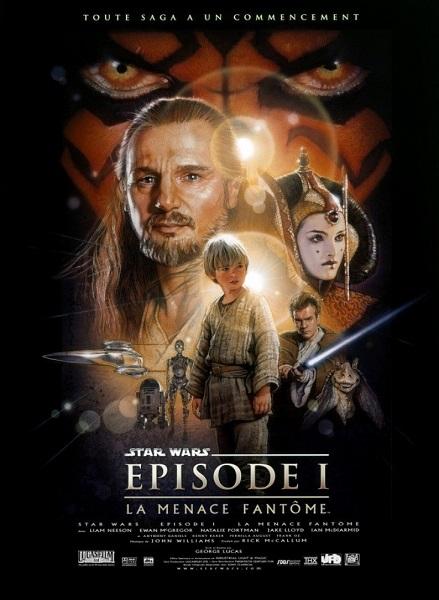 Star Wars - (Episode 1) La Menace Fantôme