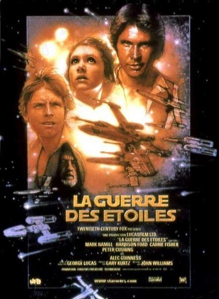 Star Wars - 4. La Guerre des Étoiles, un nouvel Espoir (1977)