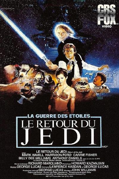 Star Wars - 6. Le Retour du Jedi
