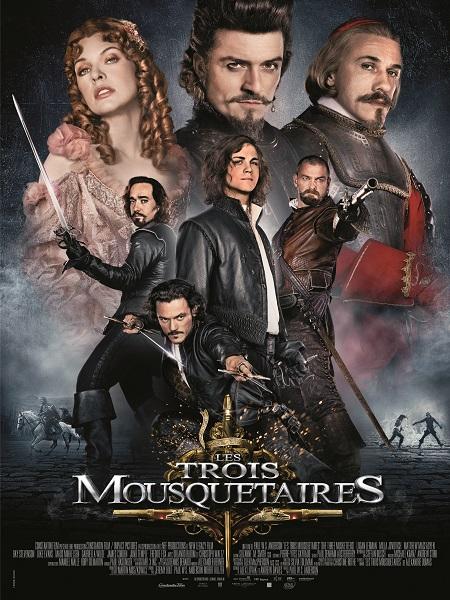 Les trois Mousquetaires (2011)