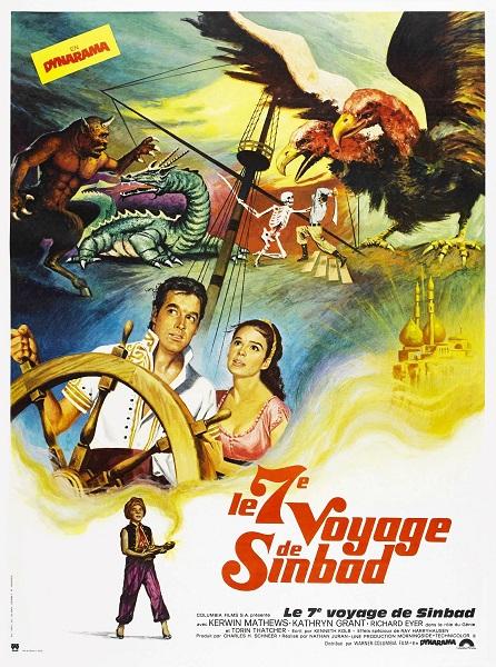 Le septième Voyage de Sinbad   The 7th Voyage of Sinbad   1958