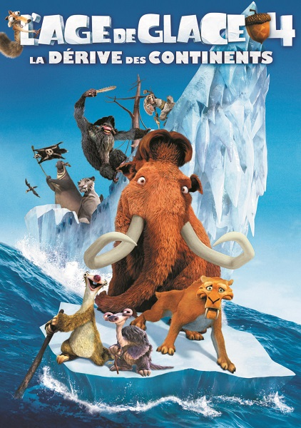 Ice Age (4) - La Dérive des Continents