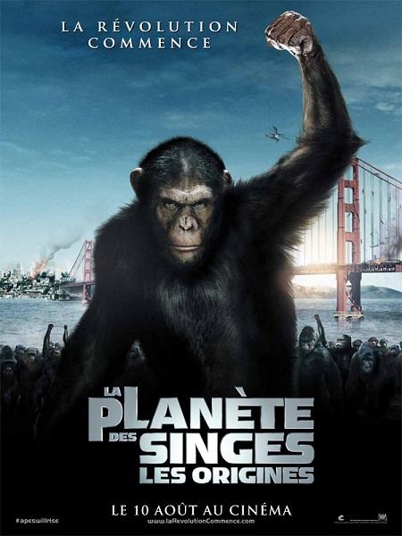 La Planète des Singes - 1. Les Origines