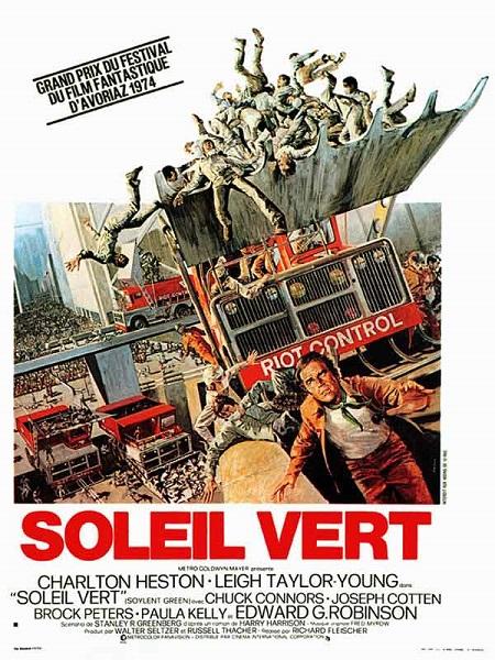 Soleil vert (Soylent Green, 1973)