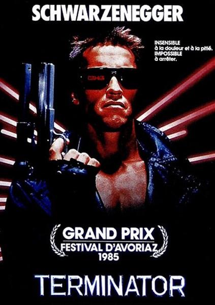 Terminator (1) - Le Terminator