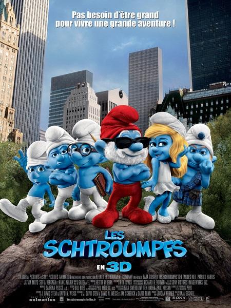 Les Schtroumpfs - Le Film