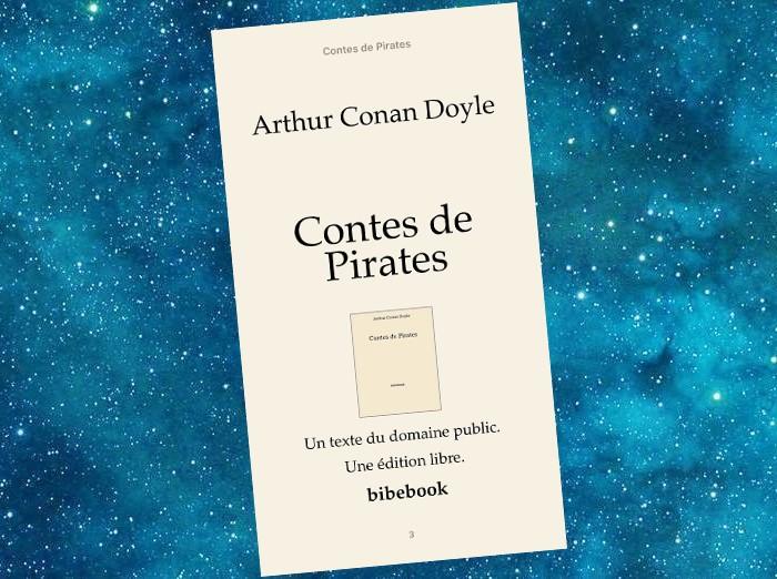 Contes de Pirates   Tales of Pirates   Arthur Conan Doyle   1897