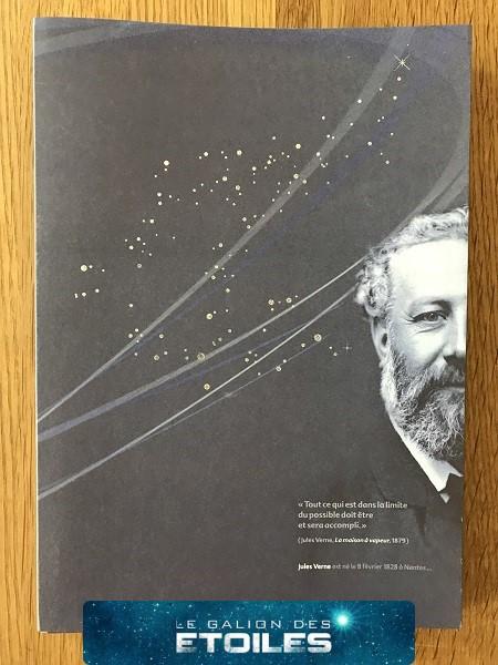 """""""Tout ce qui est dans la limite du possible doit être et sera accompli."""" (Jules Verne)"""