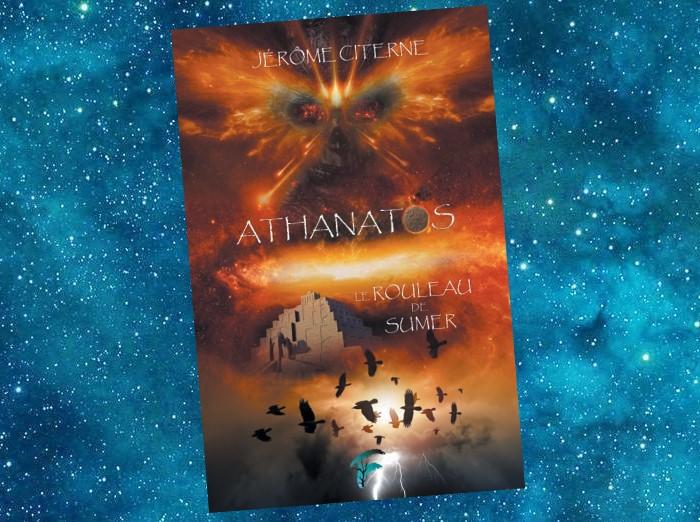 Athanatos - Tome 1 - Le Rouleau de Sumer