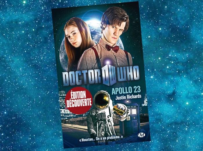 Doctor Who - Apollo 23 (Justin Richards)