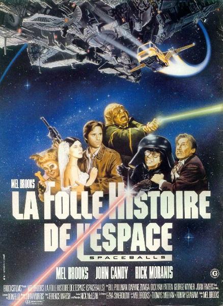 La Folle Histoire de l'Espace - Spaceballs
