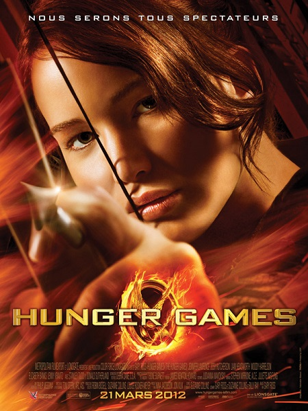 Hunger Games - (1) Hunger Games