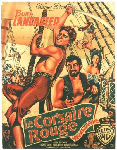 Le Corsaire rouge | The Crimson Pirate | 1952