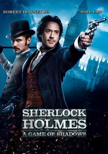 Sherlock Holmes - (2) Jeu d'Ombres