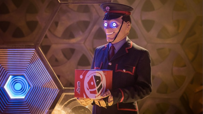 Doctor Who - 11.07 Kerblam !